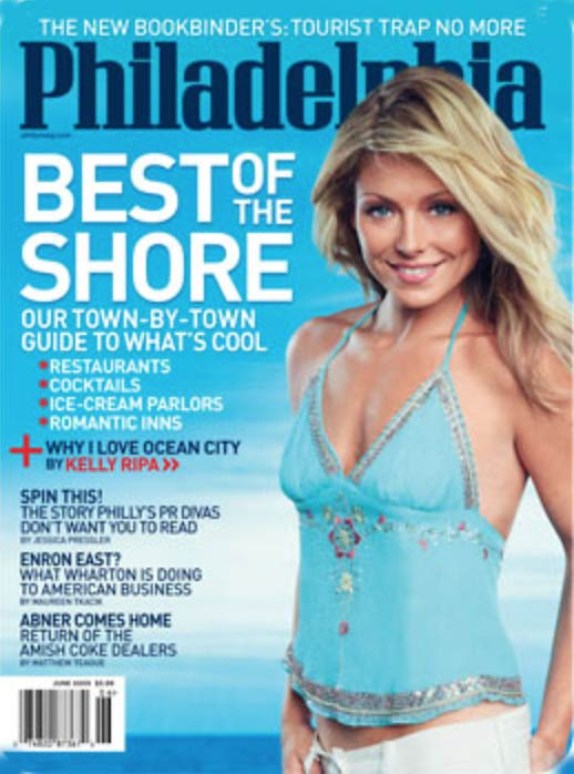 "Concord Suites has been listed in Philadelphia Magazine's ""Best of the Shore"""